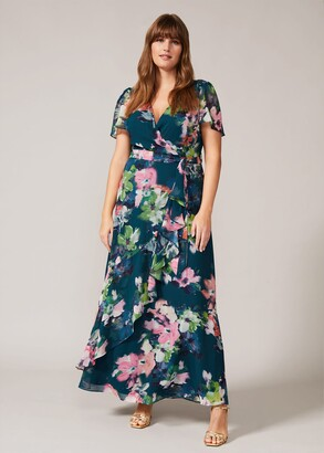 Phase Eight Cailyn Floral Maxi Dress