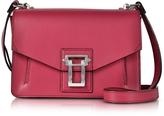 Proenza Schouler Magenta Soft Leather Hava Shoulder Bag