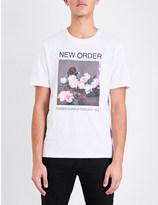 Sandro Corruption cotton-jersey t-shirt