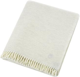 Zoeppritz Since 1828 Zoeppritz since 1828 - Must Relax Virgin Wool Blanket - 130x190cm - Off White