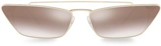 Prada 67MM Cateye Sunglasses