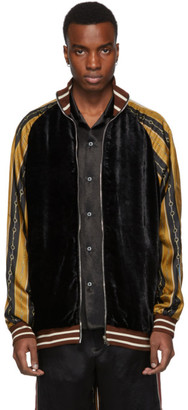 Gucci Black Horsebit Track Jacket