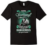 Men's I Belong To My Husband Tshirt Medium