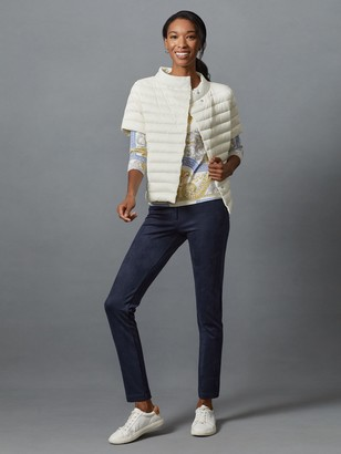 J.Mclaughlin Amira Short Sleeve Down Jacket