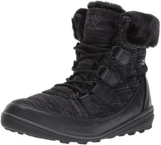 Columbia Women's Heavenly Chimera Shorty Omni-Heat Outdry Ankle Boot