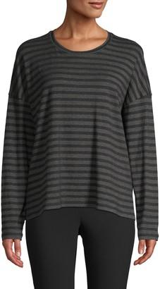 Vince Bengal Striped Long-Sleeve T-Shirt