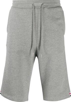 Thom Browne Loopback Sweat Shorts