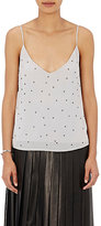 L'Agence Women's Embellished Louise Cami-LIGHT GREY