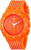 Swatch Men's SUIO400 Flash Run Multi-Color Strap Watch