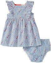 Rosie Pope Baby 3 Piece Set (Baby) - Blue - 18 Months