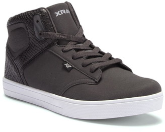 X-Ray Mosco Snake-Embossed High Top Sneaker