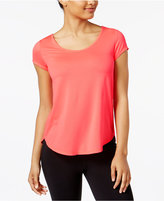 Calvin Klein Space-Dyed Strappy-Back T-Shirt