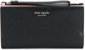 Kate Spade Spencer continental wallet