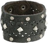 Leather Rock B769 Bracelet