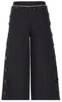 Dolce & Gabbana Cropped wide-leg trousers