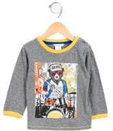 Little Marc Jacobs Boys' Printed Long Sleeve Shirt
