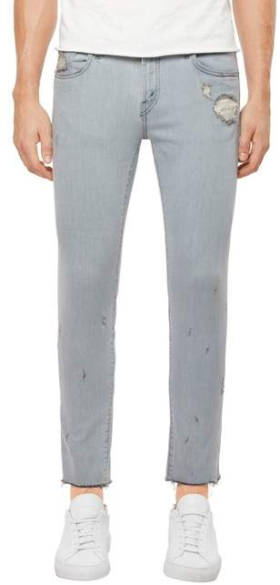 J Brand Tyler Slim Fit Jeans (Trounced Porpoise)