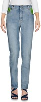 Jeremy Scott Denim pants - Item 42597962