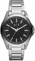 Armani Exchange Drexler Men's Stainless Steel Bracelet Watch