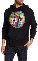 Fifth Sun Mario Brothers Hoodie