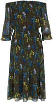 Whistles Penelope Printed Dress