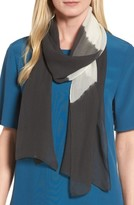 Eileen Fisher Women's Colorblock Silk Scarf