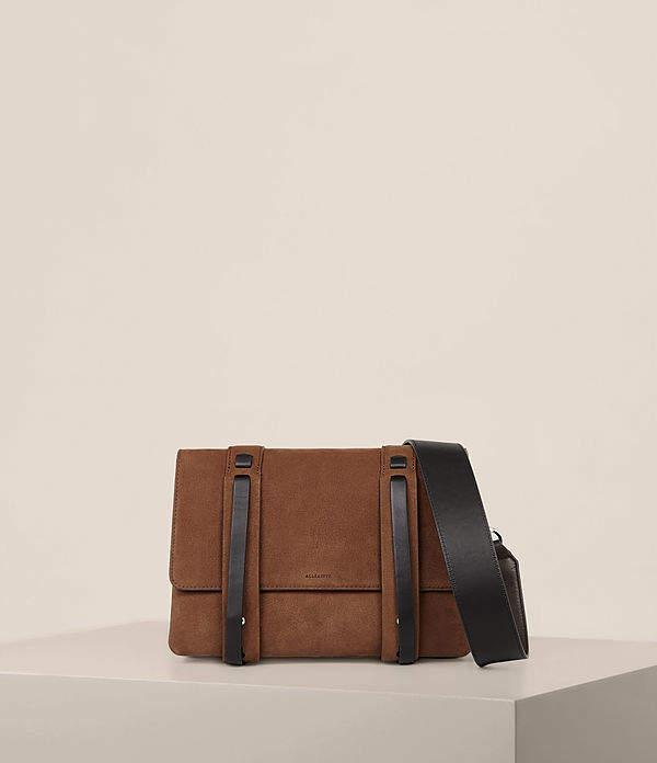 AllSaints Fin Box Bag