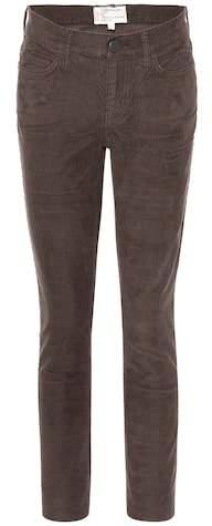 Current/Elliott The Stiletto corduroy jeans