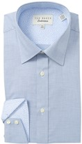 Ted Baker Mini Checkered Endurance Dress Shirt