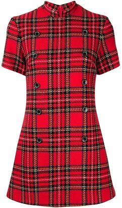 macgraw Surrender shift dress