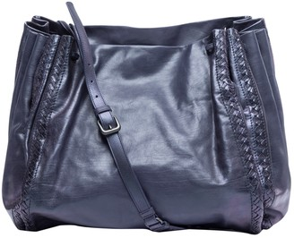 Bottega Veneta Metallic Leather Handbags