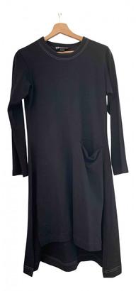 Y-3 Black Cotton Dresses