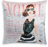 Kate Spade Writing Your Own Rules Decorative Square Pillow