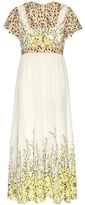Giambattista Valli Printed Silk Maxi Dress