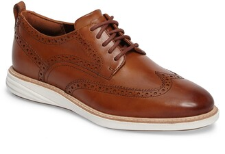 Cole Haan Grand Evolution Wingtip - Wide Width Available