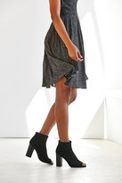 Urban Outfitters Open-Toe Glove Ankle Boot