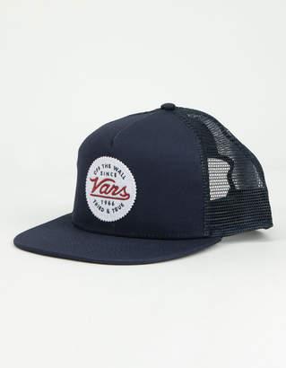 Vans Wilbur Mens Trucker Hat