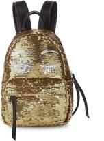 Chiara Ferragni Women's Sequin Embellished Wink Backpack