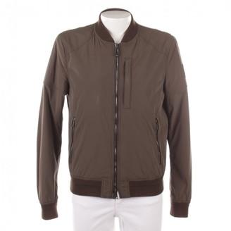 Belstaff \N Khaki Synthetic Jackets