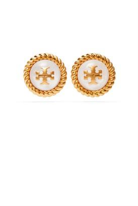 Tory Burch Kira Glass Stud Earring