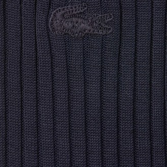 Lacoste Men's Ribbed Socks