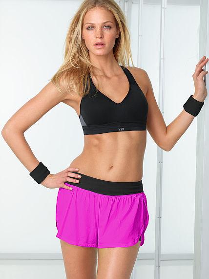 Victoria's Secret Sport Mesh Running Short
