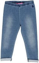 Joules Infant Minnie Baby Girls Denim Leggings