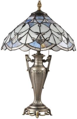 Dale Tiffany Peyton Jewel Tiffany Table Lamp