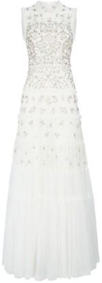 Needle & Thread Fallen Petals Sleeveless Bridal Gown