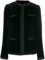 Etro textured jacket