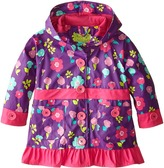 Western Chief Lovely Floral Raincoat (Toddler/Little Kid)