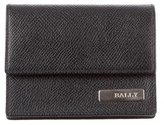 Bally Leather Card Case