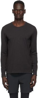 JACQUES Black L-Sleeve T-Shirt