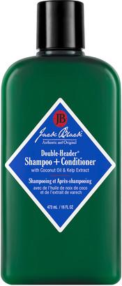 Jack Black Double Header Shampoo + Conditioner